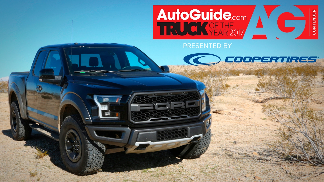 2017 Ford F 150 Raptor Autoguide Truck Of The Year Contender Part 5 6 You