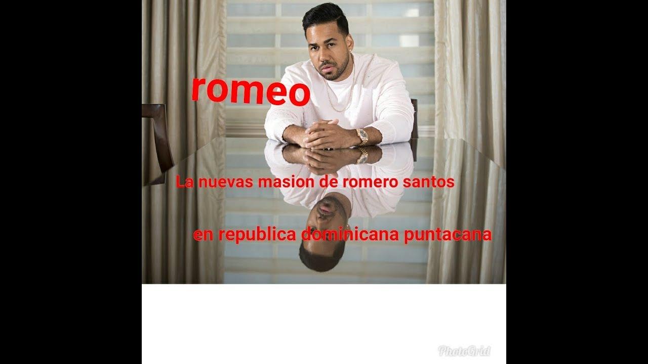 LAS NUEVA MANSIÓN DE ROMEO SANTOS EN SANTOSMINGO - YouTube