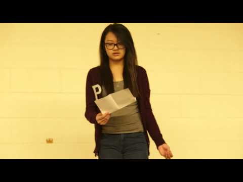 YRDSB 2014 Youth Poetry Slam - Elementary Division Semi-Finals