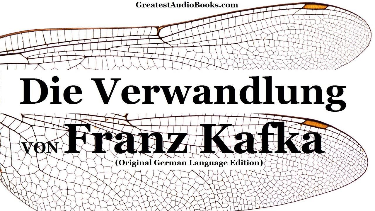 Die verwandlung von franz kafka h rbuch in deutsch for Raumgestaltung die verwandlung