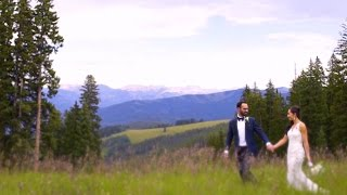 Natalia + Peter | Country Club of the Rockies | A Beaver Creek Wedding Video