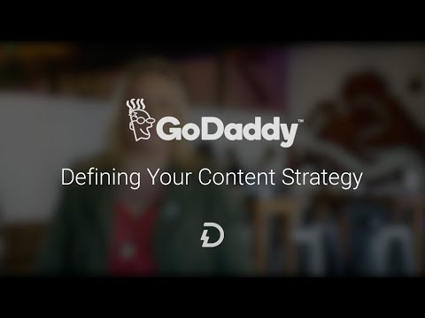 Defining Your Content Strategy