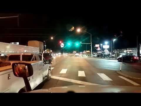 BigRigTravels LIVE! Kennewick to Spokane, Washington US 395 & Interstate 90-Nov. 1, 2017