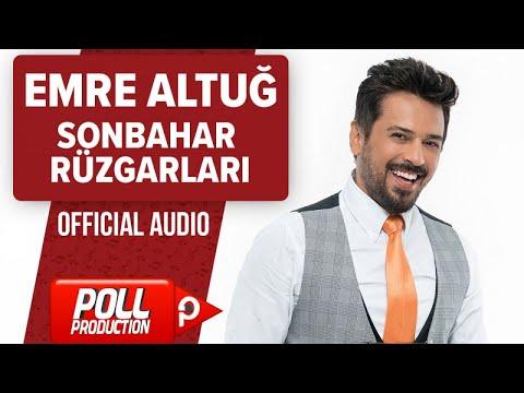 Emre Altuğ - Sonbahar Rüzgarları - ( Official Audio ) En Yeni