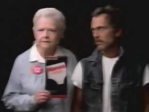 80's Ads: Hanes Underwear with Bruce Weitz