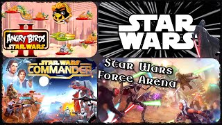 Star Wars Games for Iphone Part 2 (Games for Iphones/Ipads in the App Store)