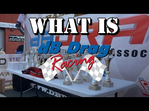 DB Drag Racing Explained! - The ULTIMATE Guide For This SPL Competition Format
