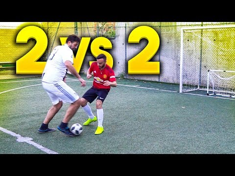 ⚽️ 2 vs 2 FOOTBALL CHALLENGE! w/Fius Gamer, Ohm & Enry Lazza