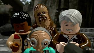 LEGO Star Wars: The Force Awakens | E3 2016 Trailer | PS4