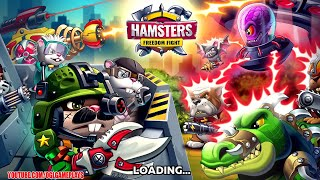 Hamsters: PVP Fights for Freedom Gameplay (Android iOS)
