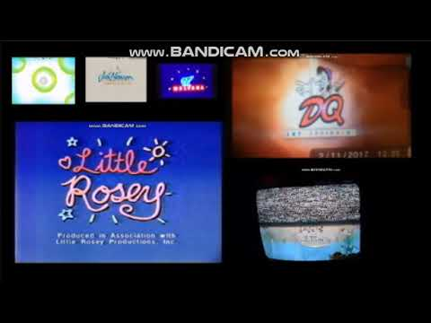 Blue's Clues, I Spy, Little Robots, Little Rosey, Ranger Rob, STSK and Toddworld Credits Remix
