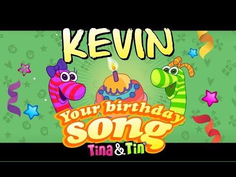 Tina&Tin Happy Birthday KEVIN