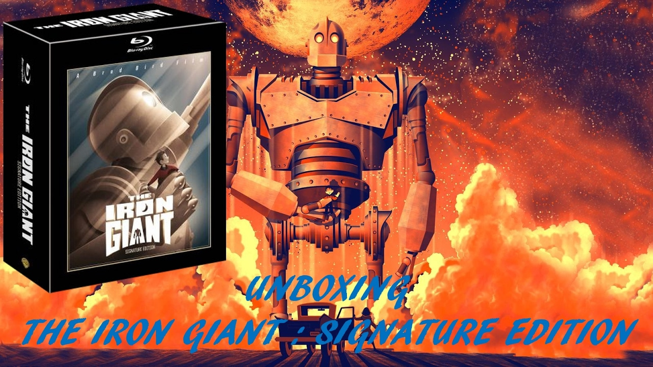 Download THE IRON GIANT SIGNATURE EDITION