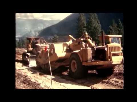 """Action on the Columbia"" a 1965 BC Hydro film about the Columbia River Project"