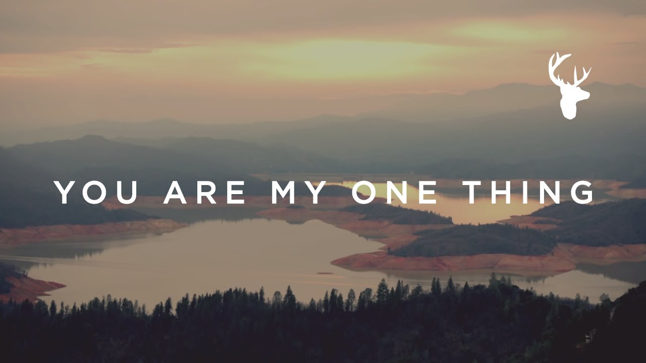 Crush Quotes For Him Wallpaper You Are My One Thing Official Lyric Video Hannah
