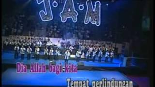 JAM : Jangkau Anak Muda (live concert) #2 DIA ALLAH BAGI KITA