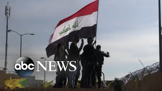 Tensions rise after militia siege on American embassy l ABC News