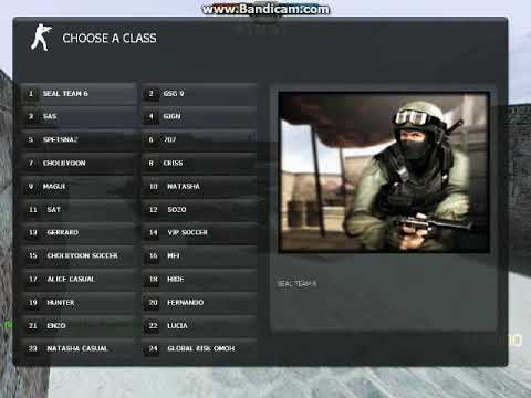 CS Extreme Ultimate V2 Gameplay With Download link 2017
