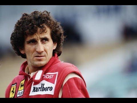 Legends of F1 -  Alain Prost HD