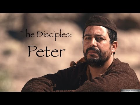 The Disciples: Peter