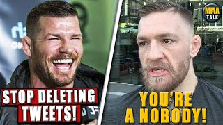 Michael Bisping FIRES BACK at Conor McGregor, Ngannou on the Ciryl Gane sparring footage,Usman-Conor