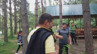 Курман Айт с друзьями 2018 Токмок