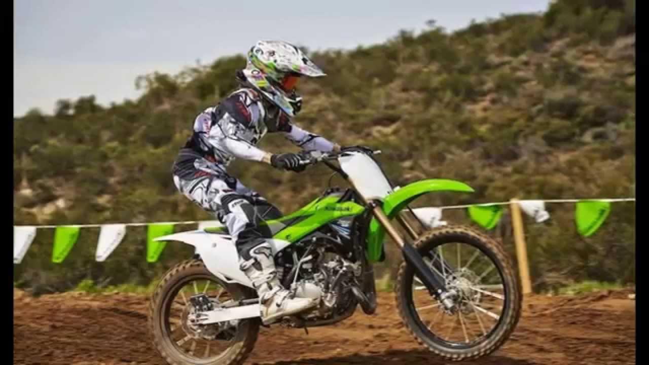 2015 Kawasaki Kx100 Review