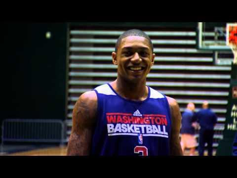 NBA Rooks: Bradley Beal at Training Camp