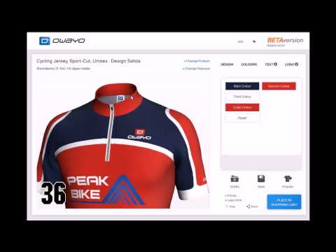 owayo - Design your shirt in 99 seconds HD