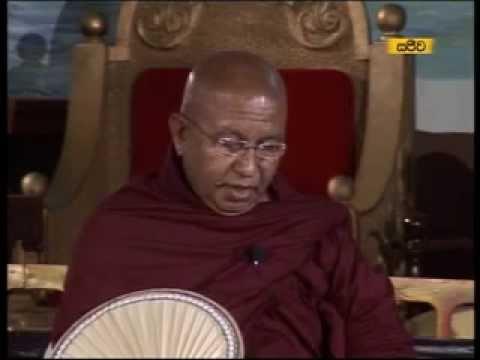 Suthra Dharma Desana - Ven Koswatte Ariyawimala Thero - Vithakka Santana Sutta