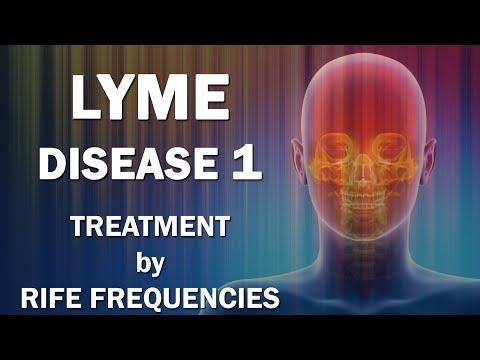 Lyme Disease - RIFE Frequencies Treatment - Energy & Quantum Medicine with Bioresonance