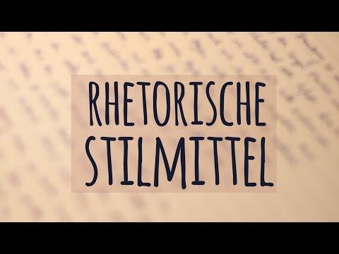 Rhetorische Stilmittel einfach erklärt! | Klangwirkung | Tropus | Wortfigur | Gedankenfigur