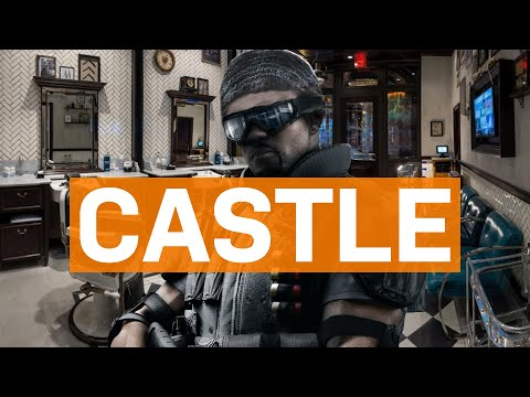 How to Play Castle, the Wavecheck Operator | Rainbow Six Siege