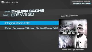 Philipp Sachs - Here We Go (Radio Edit)