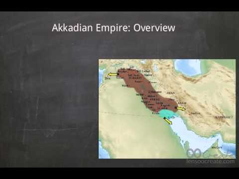 Ancient Mesopotamia: Akkadian Empire