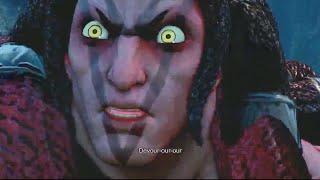 Street Fighter V New Character Necalli @ Evolution 2015 / Street Fighter 5 Evo 2015