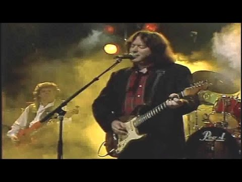 Rory Gallagher - Don't Start Me Talkin' - Cologne 1990 (live)