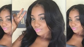 Affordable Aliexpress Hair Review- Beauty Forever Hair | BeautyByAmeera