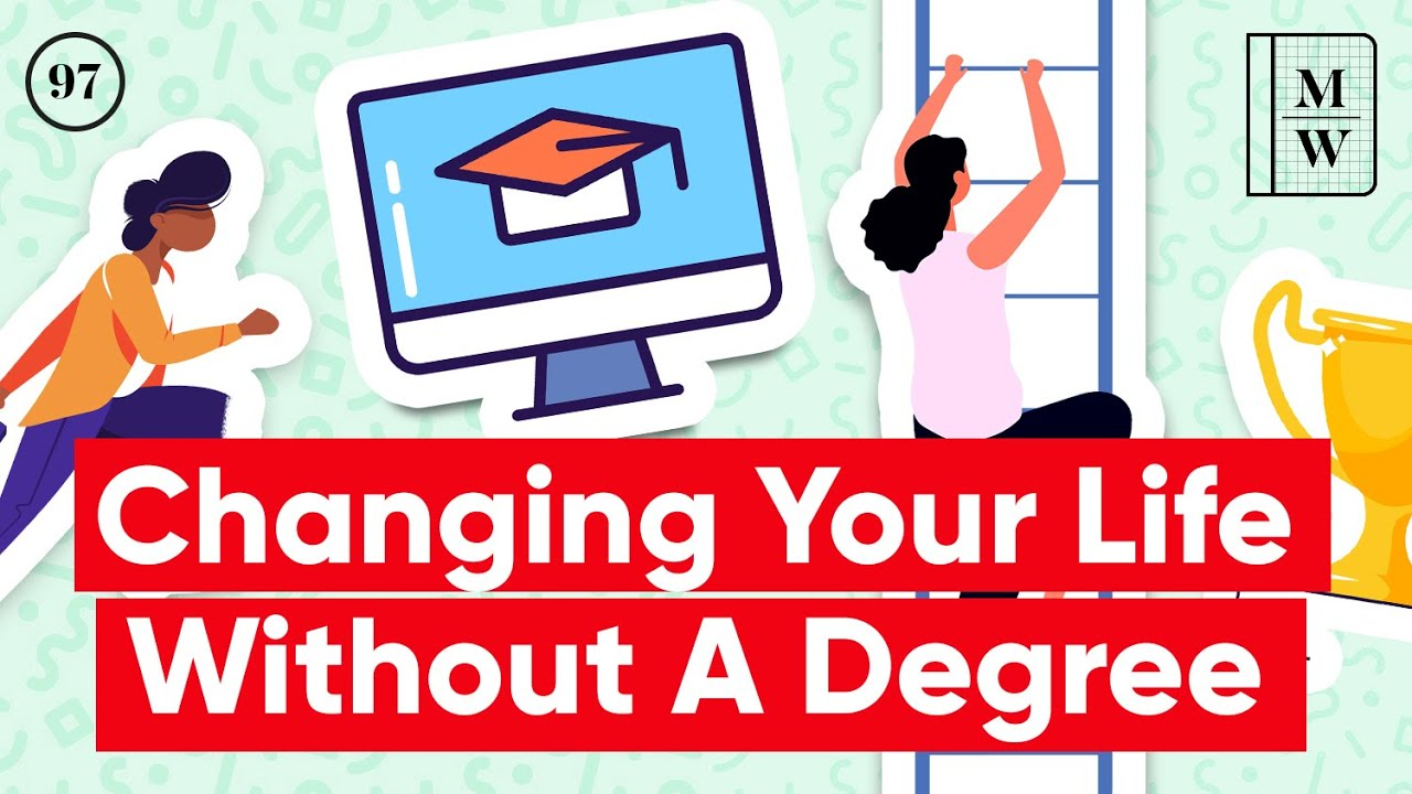 5 Ways To Change Your Life Path That Don't Involve Grad School