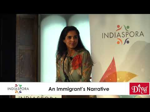 Aarti Shahani: An Immigrant's Narrative