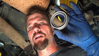 Is This A Power Steering Leak Or Coolant Leak