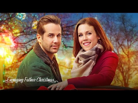 P  Engaging Father Christmas  Stars Erin Krakow, Niall Matter, Wendie Malick