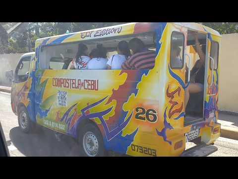 DRIVING AROUND CEBU CITY 2018 PHILIPPINES