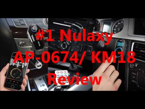 10 Best Car MP3 Players FM Transmitters in 2017