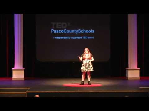 Dorothea Dix Takes a Stand | Paige Gray | TEDxPascoCountySchools