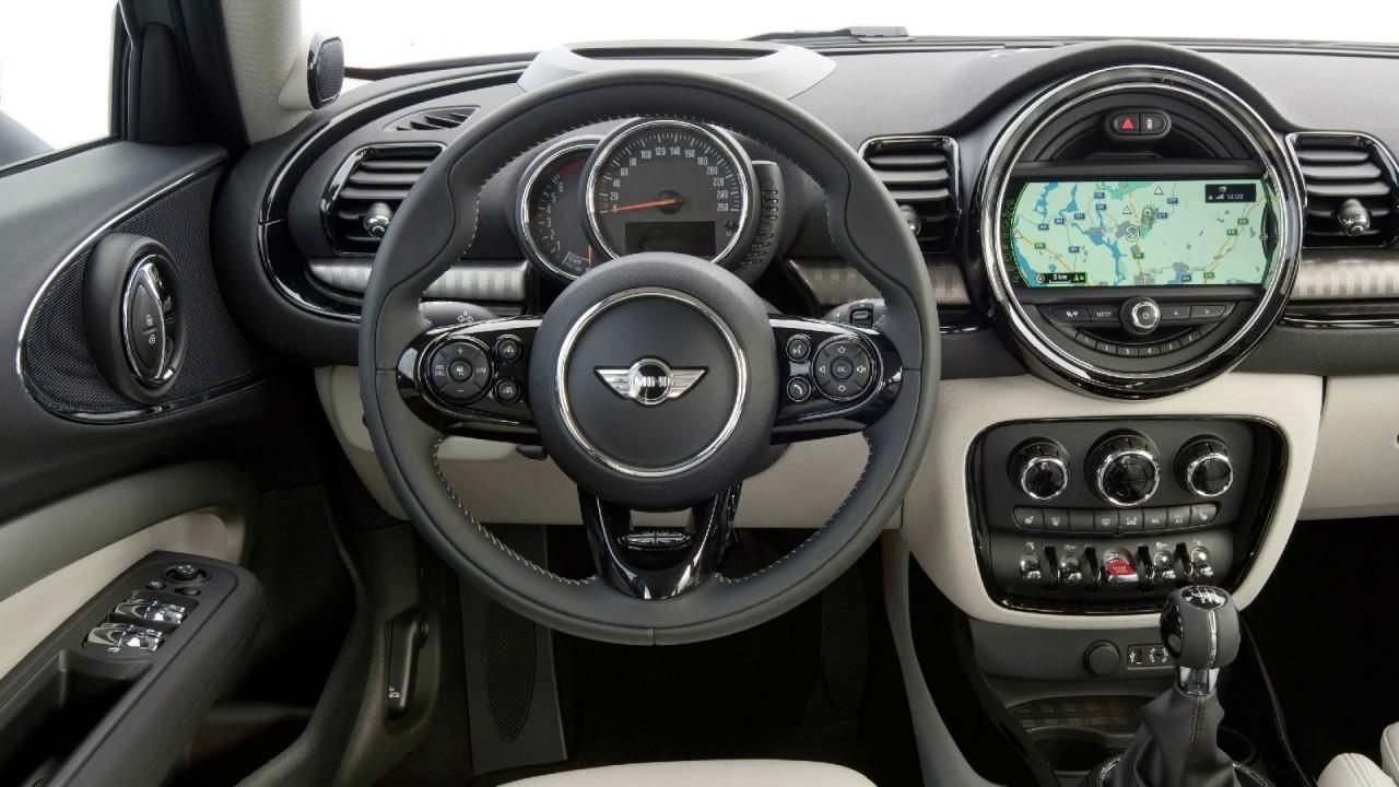 Mini Cooper S 2017 Interior