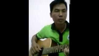 Chỉ mong trái tim người guitar (Cover hát sai lời 😁)