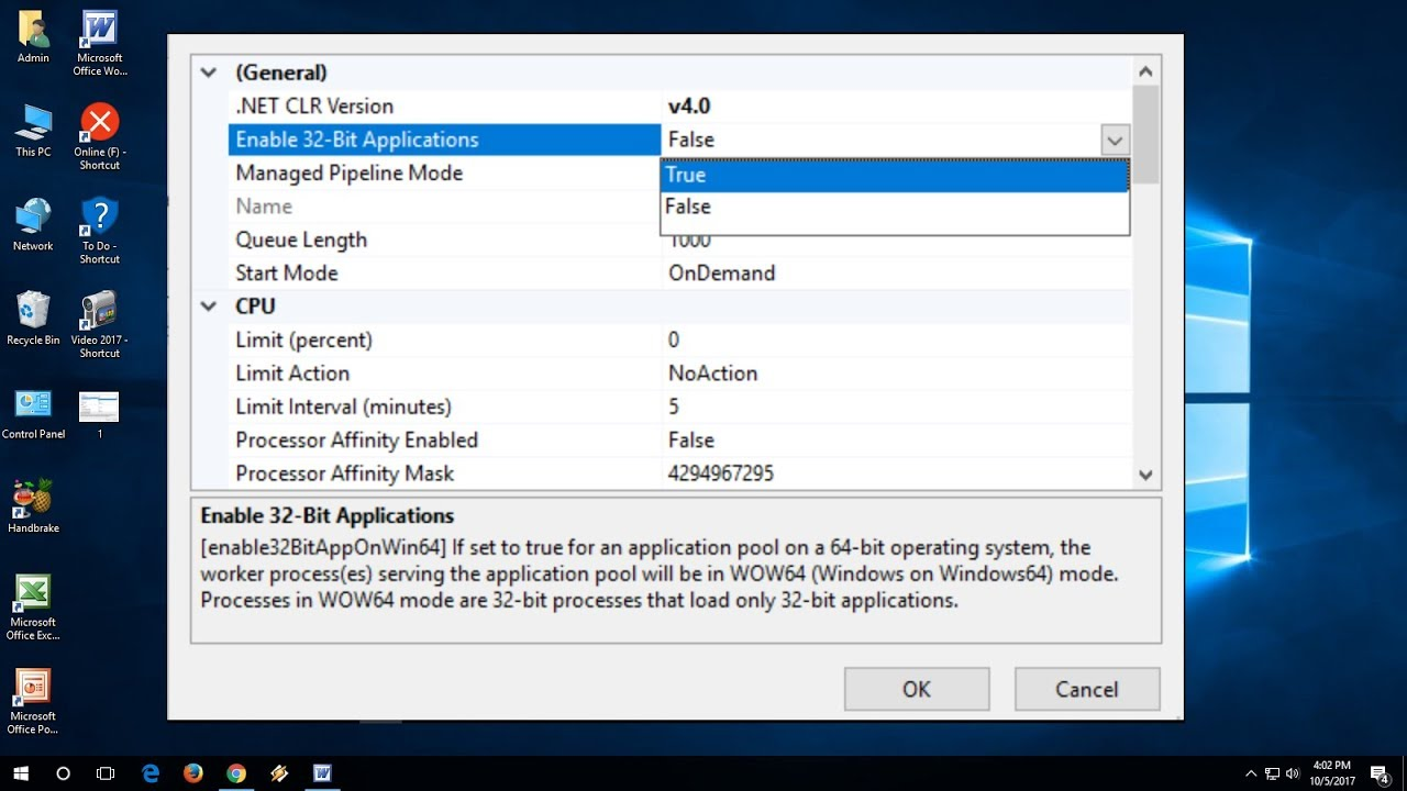 comment installer un logiciel 64 bits sur windows 7 32 bits