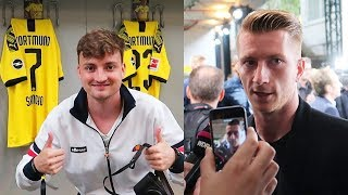 Marco Reus getroffen | Borussia Dortmund Vlog | ViscaBarca