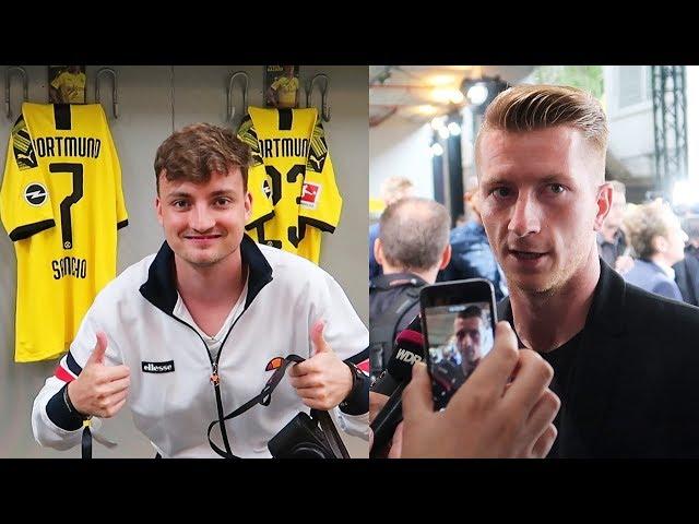 Marco Reus getroffen   Borussia Dortmund Vlog   ViscaBarca